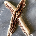 babka, brioche, thermomix, chocolat, noisettes