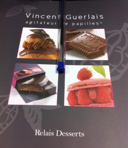 vincent guerlais, la chapelle sur Erdre, Nantes, agitateur de papilles, desserts, relais et desserts, praliné, sucette, tartelette