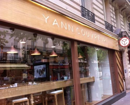 paris,yann couvreur,patisserie,avenue parmentier,millefeuille,tartelette framboises,roulé chocolat,croissant,thé secret