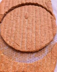 entremets, biscuit succès, compotée de poires, coulis framboise, mousse Ivoire, mousse ivoire framboise