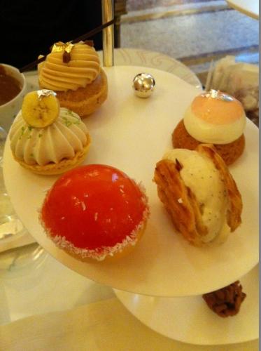 teatime, plaza athénée, michalak, ducasse, gobelin, galerie, chocolat, teatime