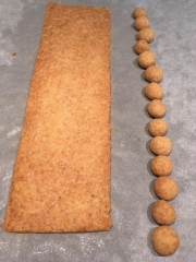 demarle, buche, guydemarle, mangue, streusel, passion, vanille, dacquoise